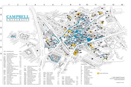 campbell-university-campus-map-i11