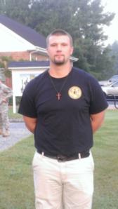 Tristan Scott Junior, Business,  Chairman, CU Student Veterans Club
