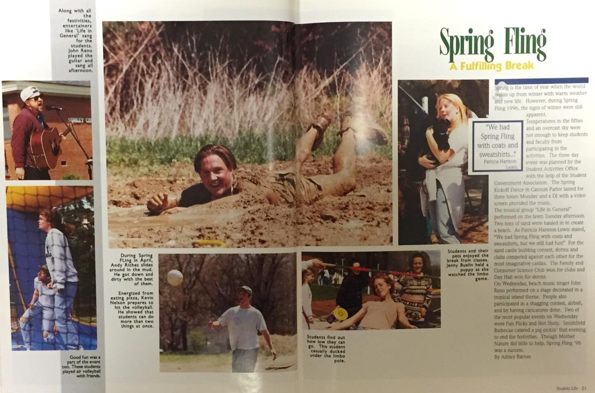 Spring Fling 1996
